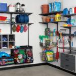freedomRail Garage Storage