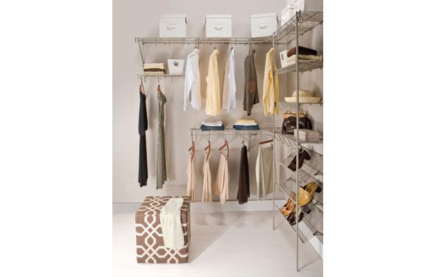 Lifetime Ventilated Closet